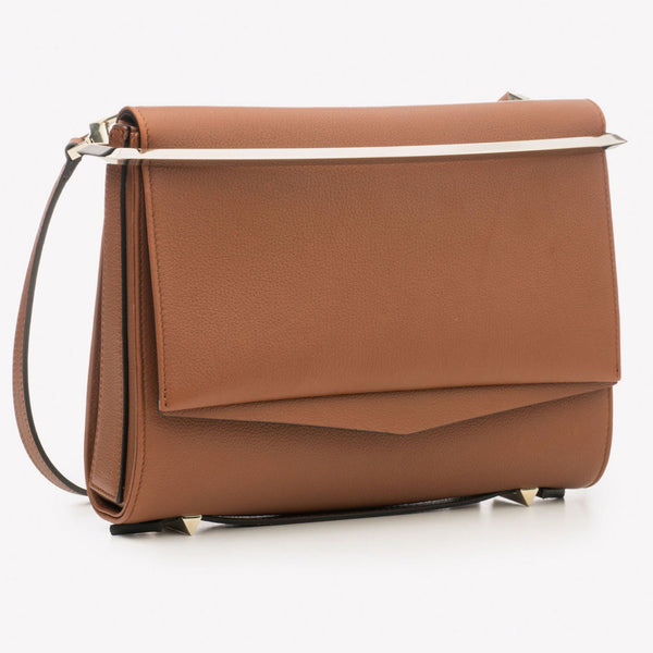 BOYD SMALL CLUTCH - PEBBLED CALFSKIN