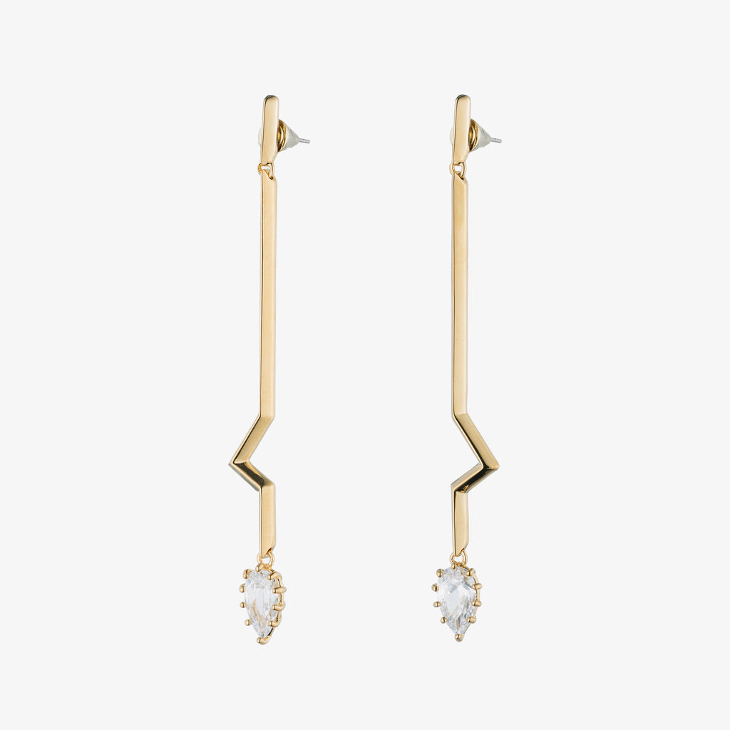 MERCURY DROP EARRINGS