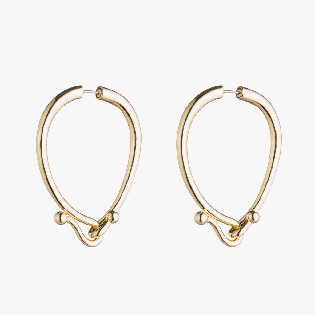 THALIA HOOP EARRINGS