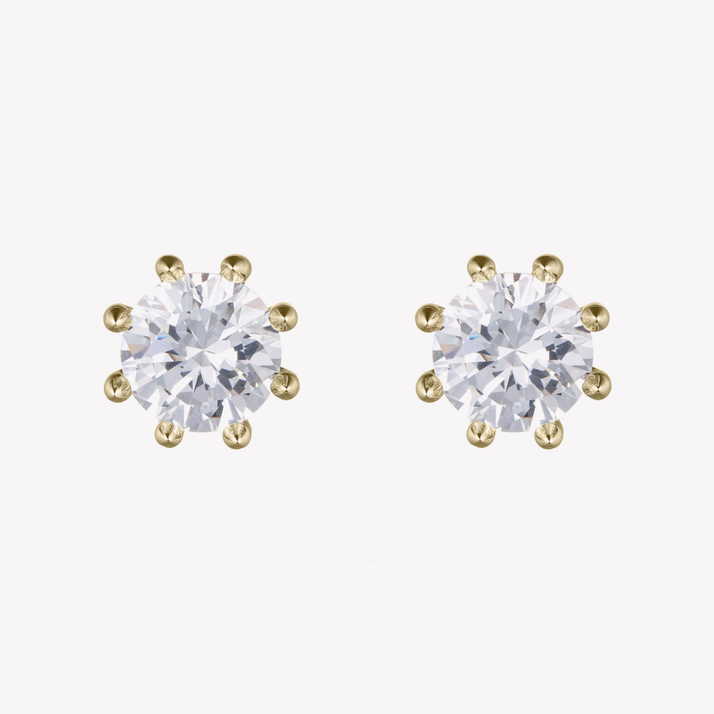 CIRCLE ESTATE EARRINGS