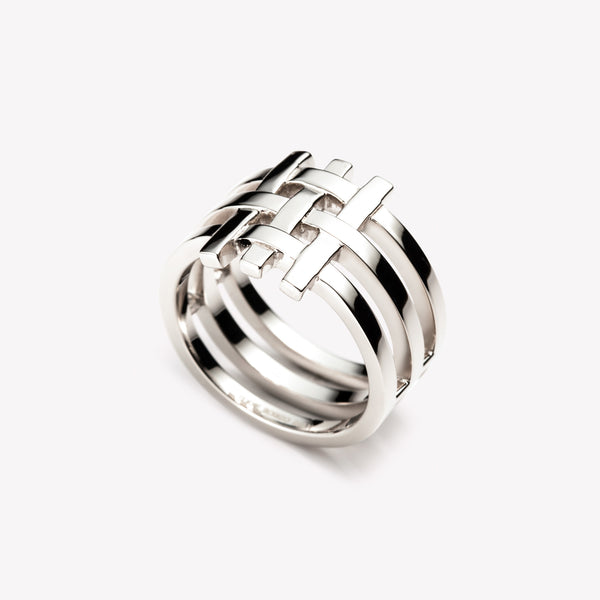 MENS GRIDLINE RING