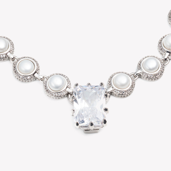 PEARL ESTATE NECKLACE