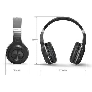 Casque Bluedio H+ Audio Stéréo Bluetooth avec carte SD, casque - luniqueshop.com