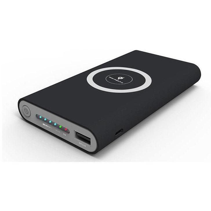 Batterie de secours Qi ou USB 10000mAh, batterie - luniqueshop.com