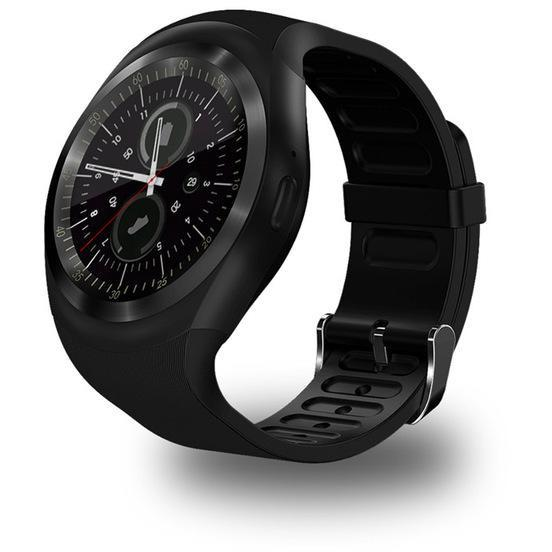 Montre RUN™ tactile Connectée  4 modèles, montre - luniqueshop.com