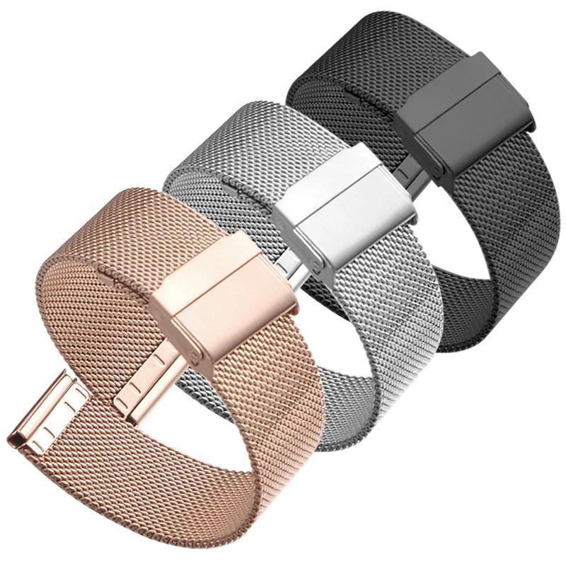 Bracelet interchangeable avec fermoir pour montre DIAMS, bracelet montre diams - luniqueshop.com