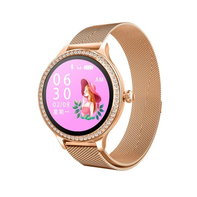 Montre connectée tactile SMARTBEAUTY™, montre - luniqueshop.com