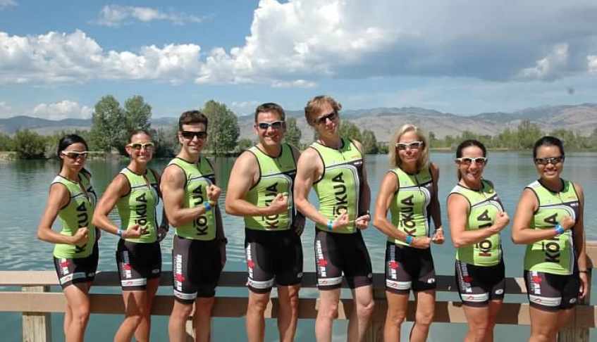 Kōkua: Helping Others One Triathlon at a Time