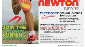 Natural Running Symposia come to Maryland, Pennsylvania
