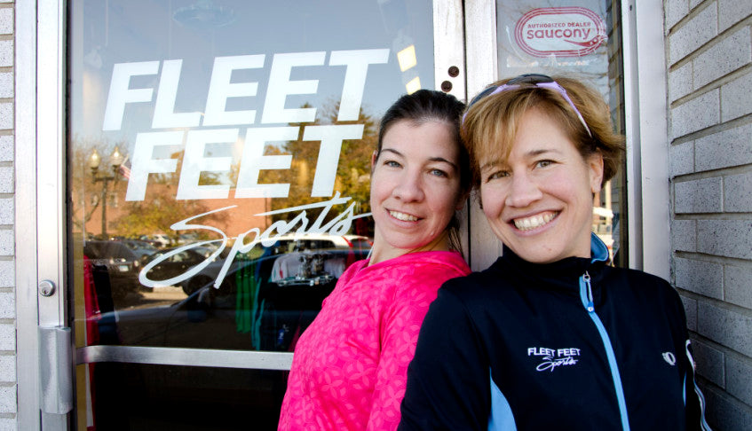Fleet Feet Store Partners with Newton to Put the Special in Specialty Running