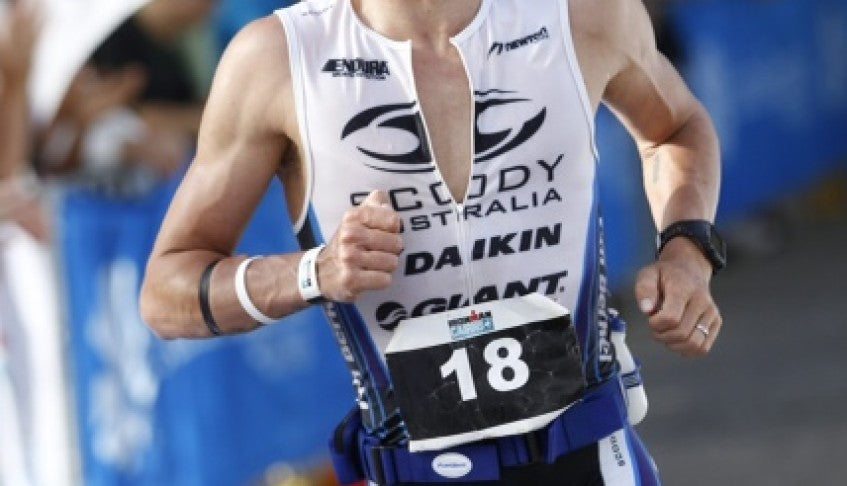 Tim Berkel – IRONMAN Cairns Race Report