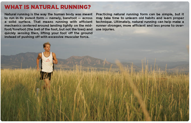 Natural Running – DEFINED