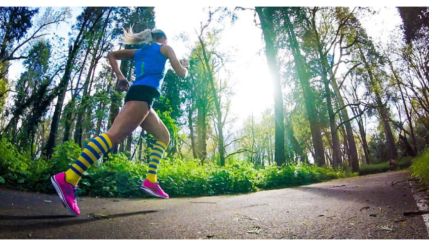 Creating Efficient Running Mechanics With Your Running Shoes