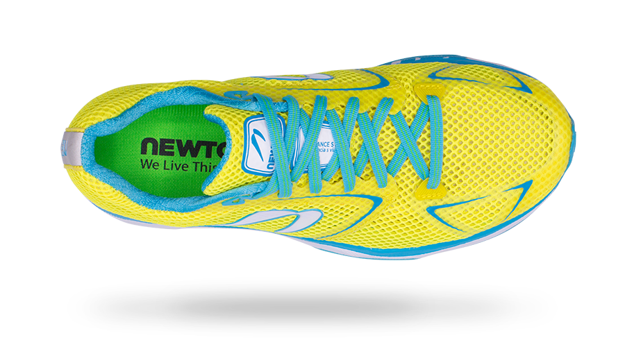 Newton Women's Distance S 8 top view