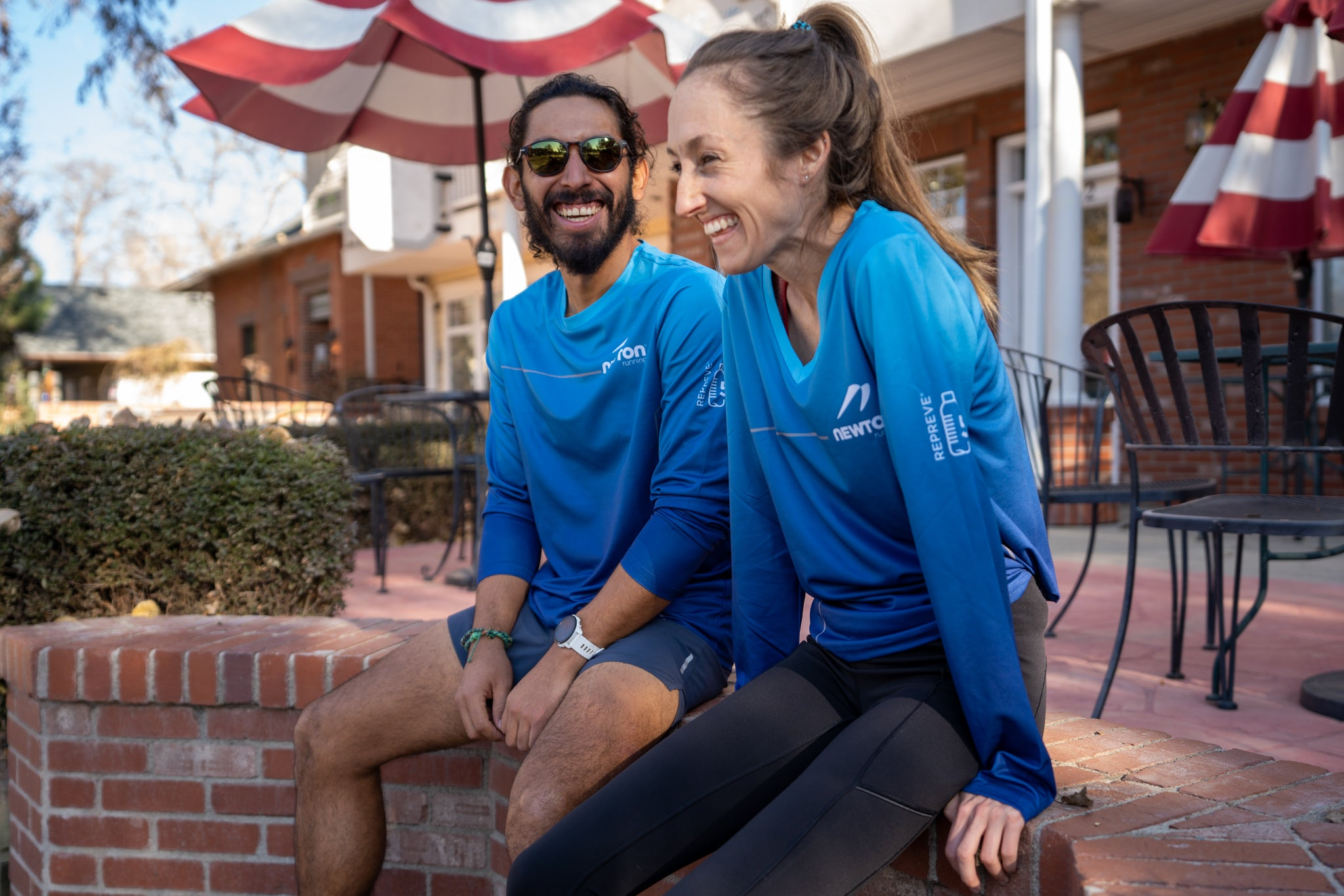 Newton Running Long Sleeve