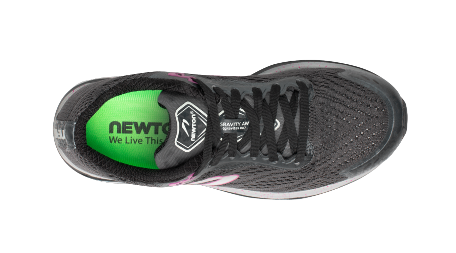 Newton Running Gravity All-Weather topview