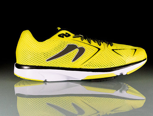 A side view of Newton Men's Distance S 8 shoes