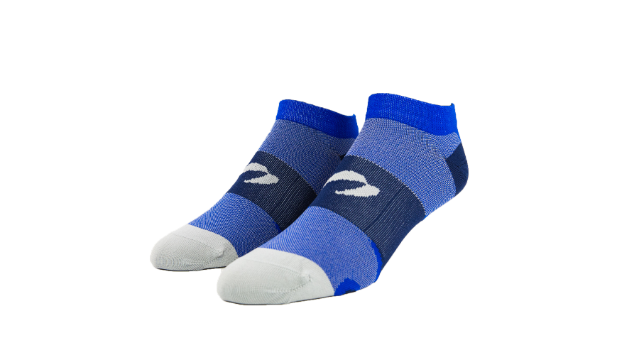 Navy/Blue Low Cut Socks