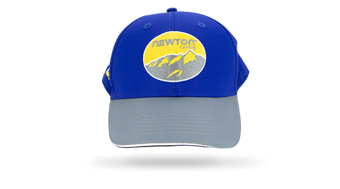 Blue Podium Hat