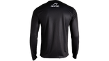 Men's Long Sleeve Tech Shirt - Black