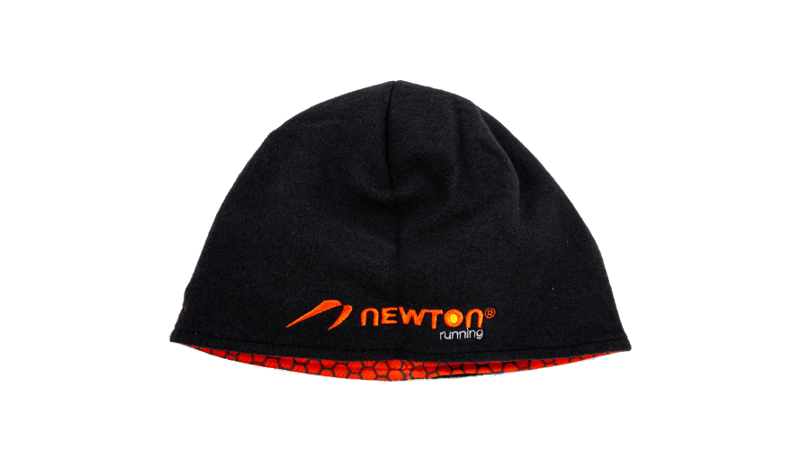 Multi-Sport Knit Reversible Beanie RED/BLK