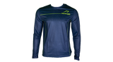 Men's Long Sleeve Tech Shirt - Cobalt