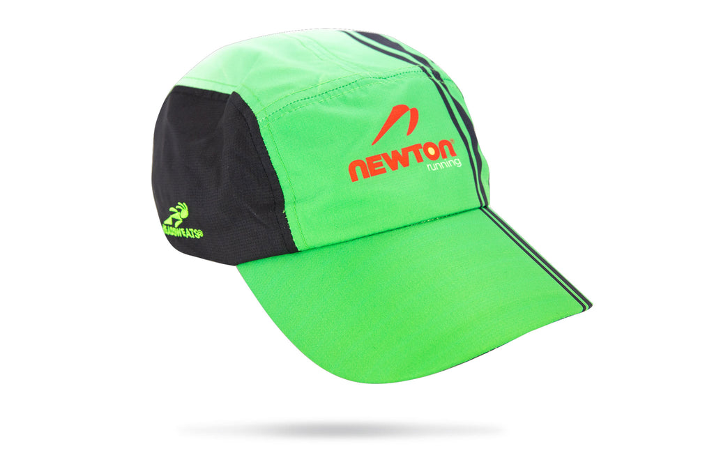 Green Race Hat