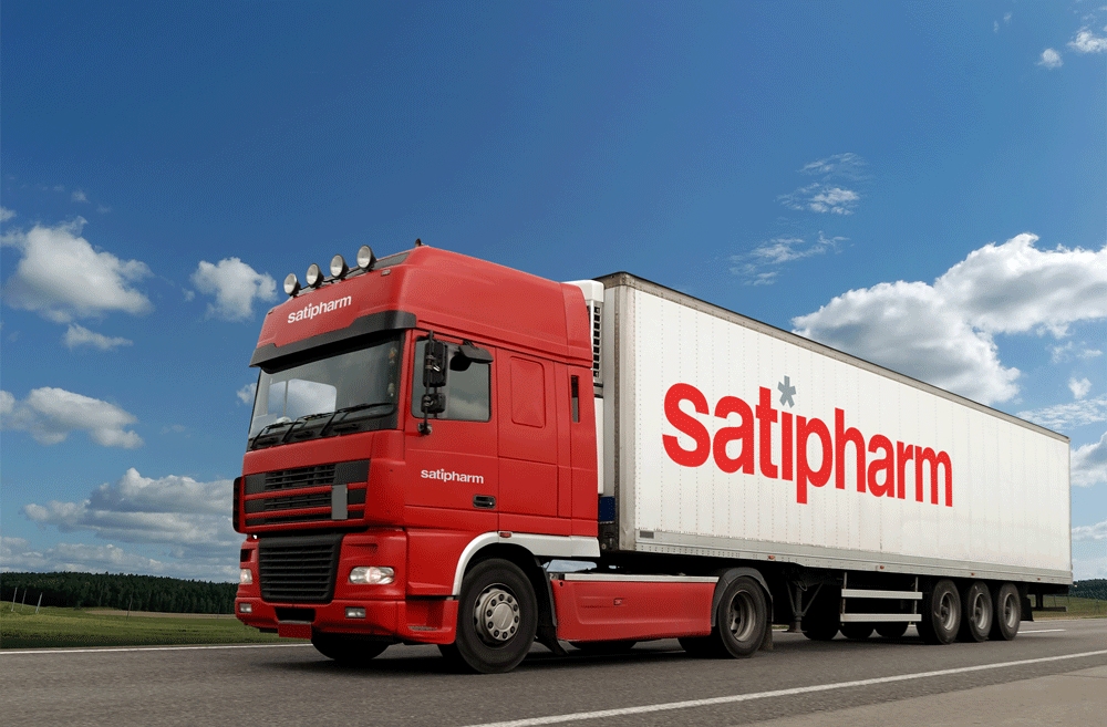 Satipharm Truck