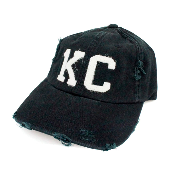 1KC Baseball Cap - Black