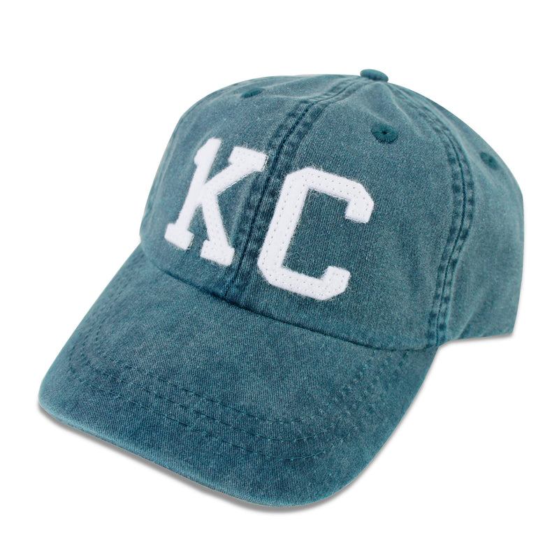 1KC Baseball Cap - Dust Blue