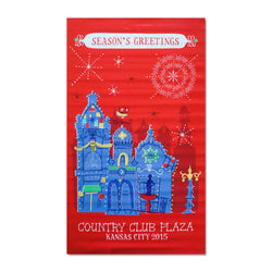 2015 Plaza Holiday Banner - Tammy Smith (One Sided)