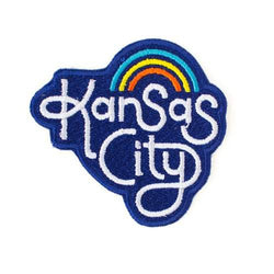 Ampersand Design Studio Kansas City Retro Patch