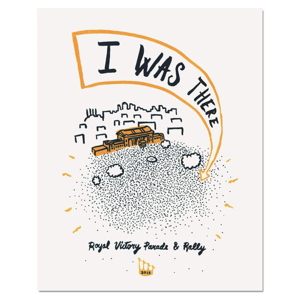 Anthony Schmiedeler I Was There Print