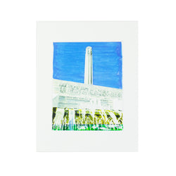 Art From Architecture Liberty Memorial Print