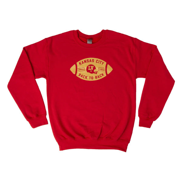 Local T Back to Back Kansas City Sweatshirt
