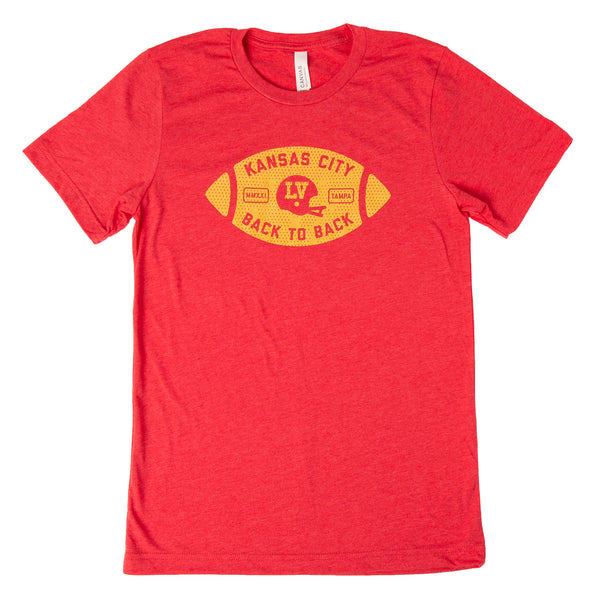 Local T Back to Back Kansas City Tee