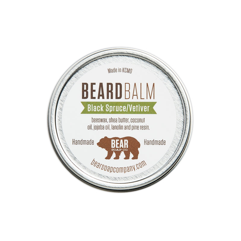 Bear Soap Co. Beard Balm