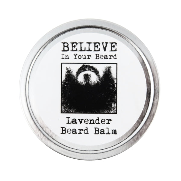 Believe in Your Beard Lavender Beard Balm