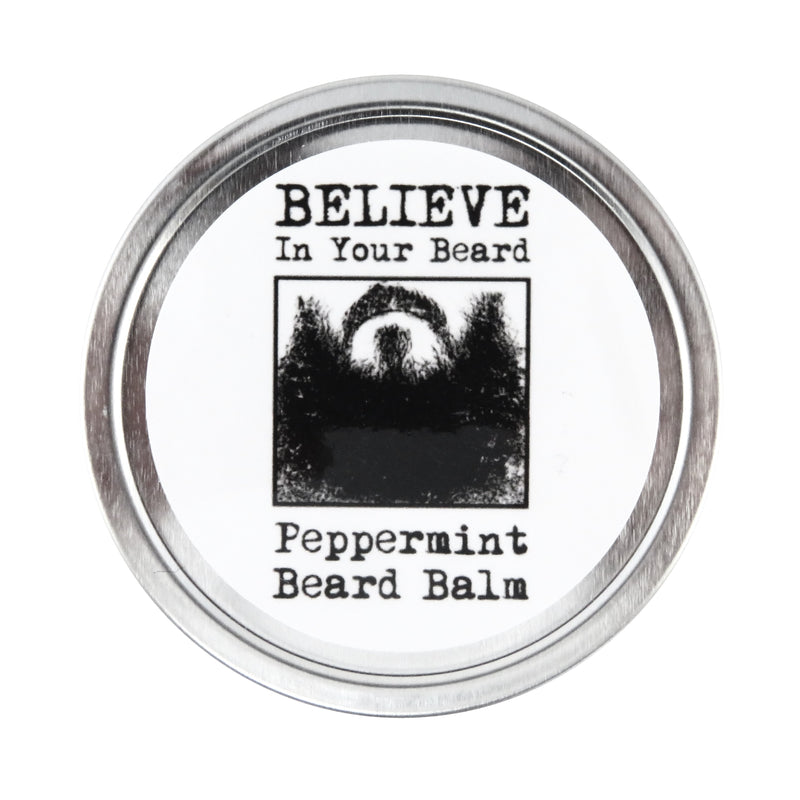 Believe in Your Beard Peppermint Beard Balm