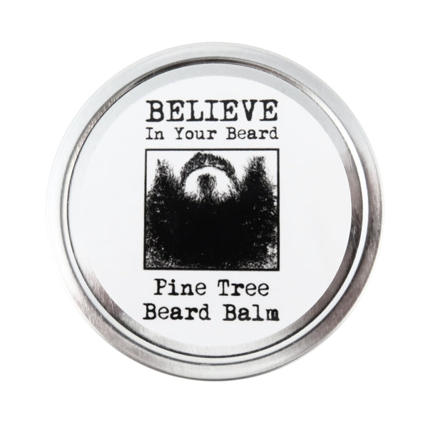 Believe in Your Beard Pine Tree Beard Balm