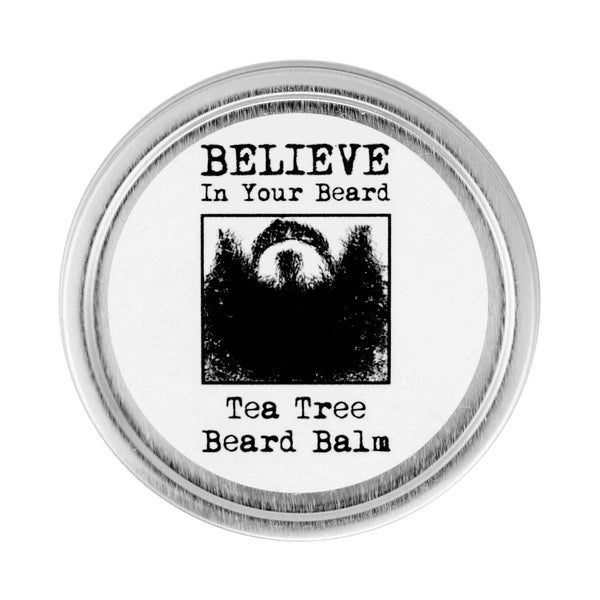 Believe in Your Beard Tea Tree Beard Balm
