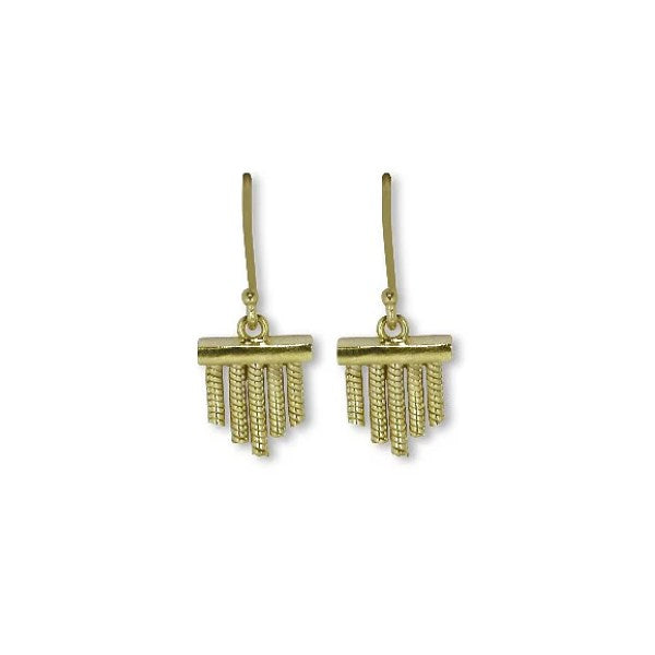 Bien-aimé Dainty Tassel Earrings