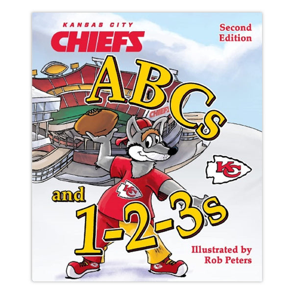 Kansas City Chiefs ABCs and 1-2-3s