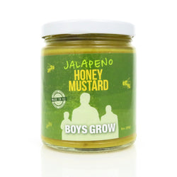 BoysGrow Jalapeno Honey Mustard