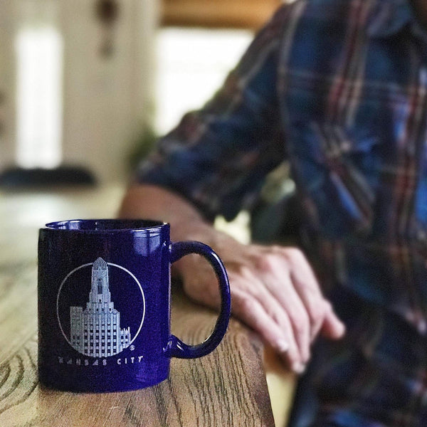 Bozz Prints Power and Light Mug