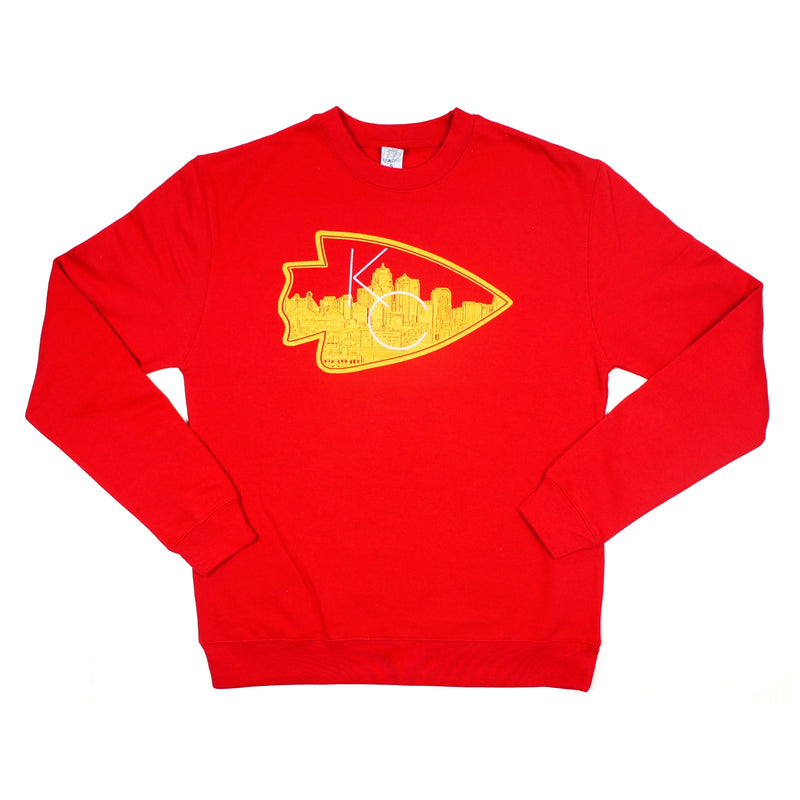 Bozz Prints Arrowhead City Sweatshirt