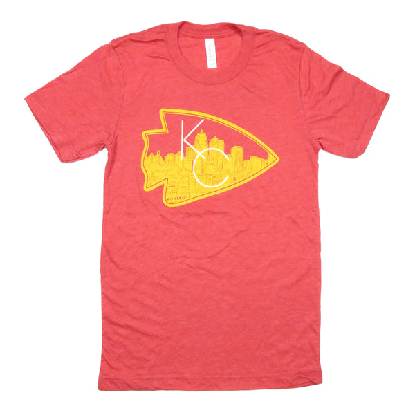 Bozz Prints Arrowhead City Tee