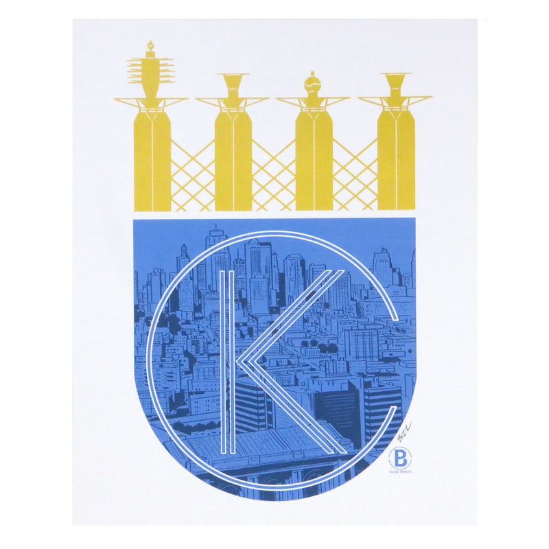 Bozz Prints KC Royalty Print