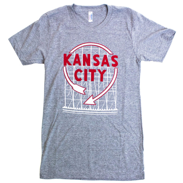 Bozz Prints Kansas City Auto Sign Tee