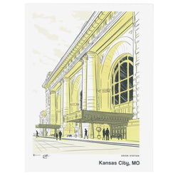 Bozz Prints Union Station Print